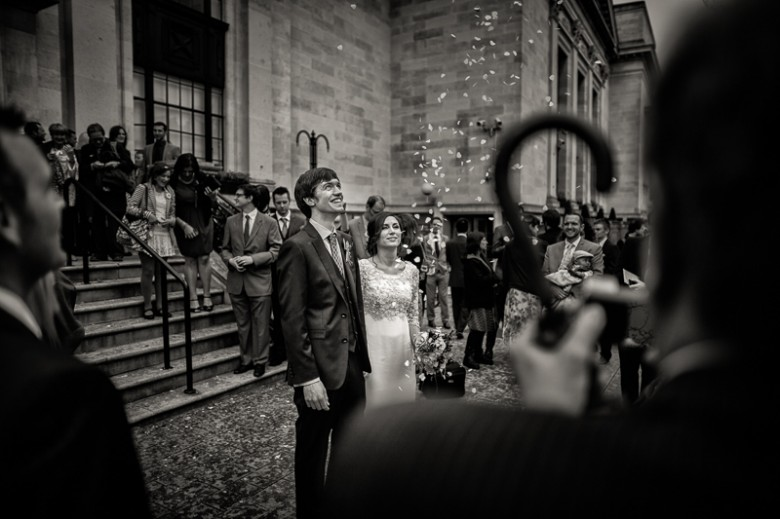 Islington Town Hall Photography \\ Nicola & Simon