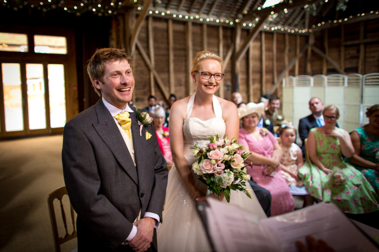 Heron's Farm Wedding Photographer \\ Graeme & Clare